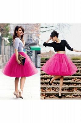 Crinoline Short A line | Petticoat wedding dress_54