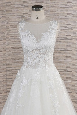 Simple wedding dresses with lace | Buy wedding dresses online_5