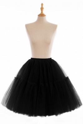 Crinoline Short A line | Petticoat wedding dress_15