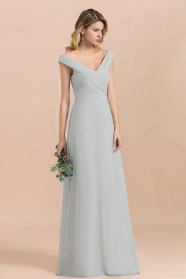 Brautjungfernkleider Lang Günstig | Kleider Für Hochzeitsgäste_5