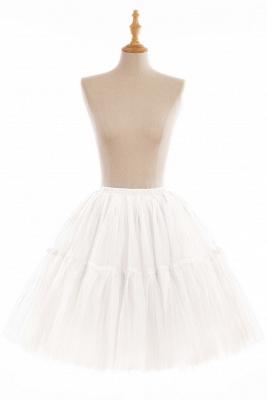 Crinoline Short A line | Petticoat wedding dress_1
