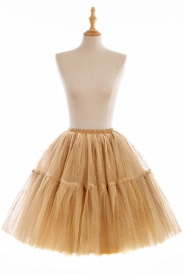 Crinoline Short A line | Petticoat wedding dress_8