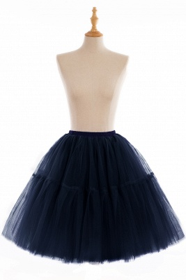 Crinoline Short A line | Petticoat wedding dress_14