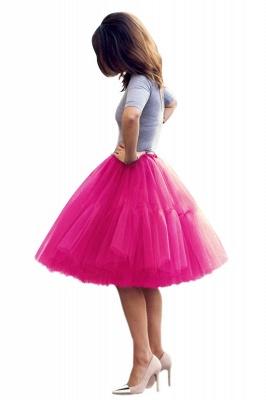 Crinoline Short A line | Petticoat wedding dress_55