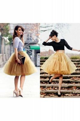 Crinoline Short A line | Petticoat wedding dress_50