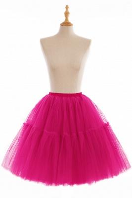 Crinoline Short A line | Petticoat wedding dress_5