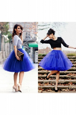 Crinoline Short A line | Petticoat wedding dress_25