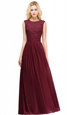Beautiful evening dresses with lace | Prom dresses long cheap_5