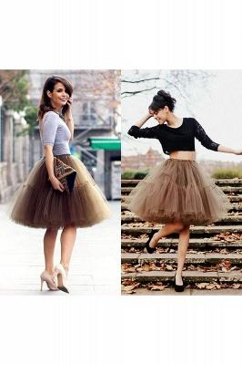 Crinoline Short A line | Petticoat wedding dress_74