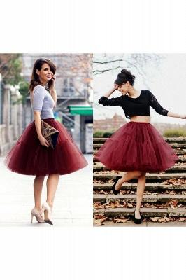 Crinoline Short A line | Petticoat wedding dress_46