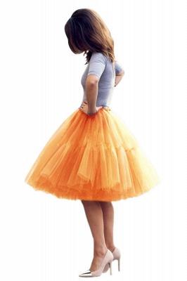 Crinoline Short A line | Petticoat wedding dress_31