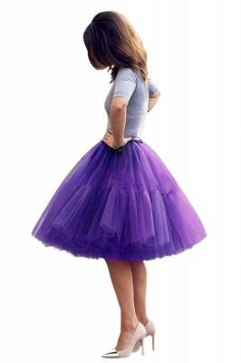 Crinoline Short A line | Petticoat wedding dress_70