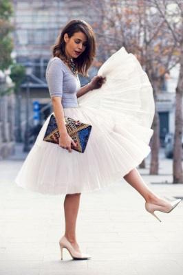 Crinoline Short A line | Petticoat wedding dress_22
