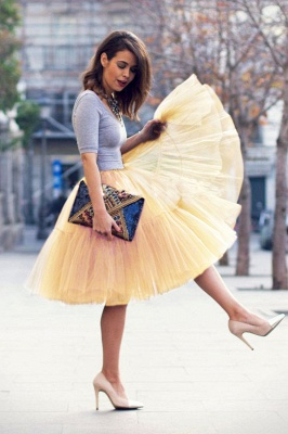 Crinoline Short A line | Petticoat wedding dress_66