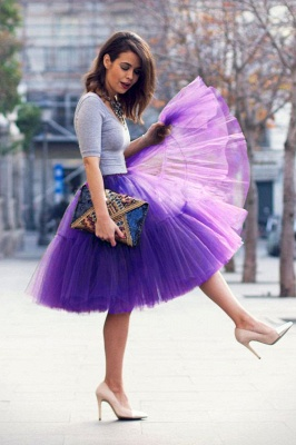 Crinoline Short A line | Petticoat wedding dress_71