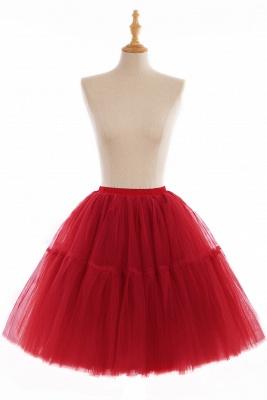 Crinoline Short A line | Petticoat wedding dress_4