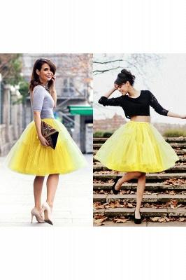 Crinoline Short A line | Petticoat wedding dress_44