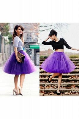 Crinoline Short A line | Petticoat wedding dress_69