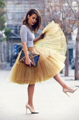Crinoline Short A line | Petticoat wedding dress_48