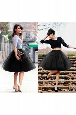 Crinoline Short A line | Petticoat wedding dress_39