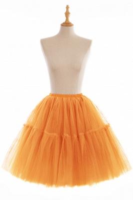 Crinoline Short A line | Petticoat wedding dress_10