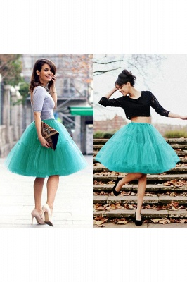 Crinoline Short A line | Petticoat wedding dress_58