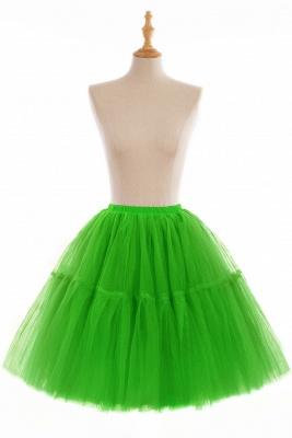 Crinoline Short A line | Petticoat wedding dress_19