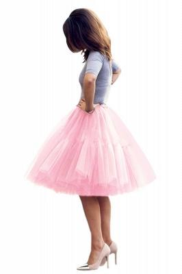 Crinoline Short A line | Petticoat wedding dress_37