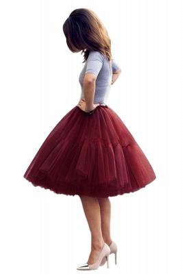 Crinoline Short A line | Petticoat wedding dress_45