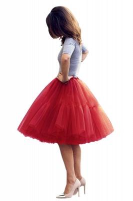 Crinoline Short A line | Petticoat wedding dress_33