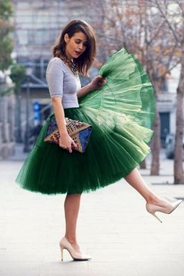 Crinoline Short A line | Petticoat wedding dress_61