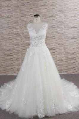 Simple wedding dresses with lace | Buy wedding dresses online_1