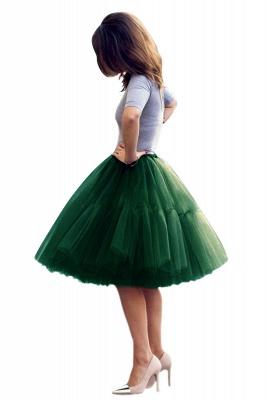 Crinoline Short A line | Petticoat wedding dress_60