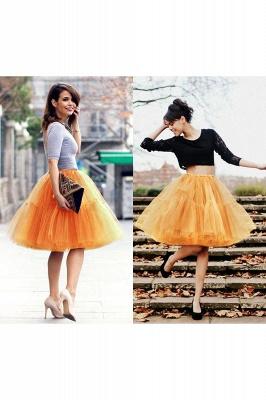 Crinoline Short A line | Petticoat wedding dress_30