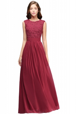 Beautiful evening dresses with lace | Prom dresses long cheap_2