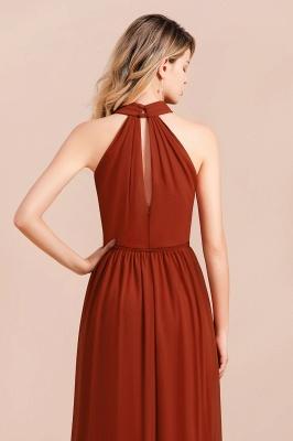 Rote Brautjungfernkleider Lang Günstig   kleider Für Hochzeitsgäste_9