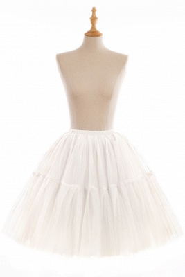 Crinoline Short A line | Petticoat wedding dress_2
