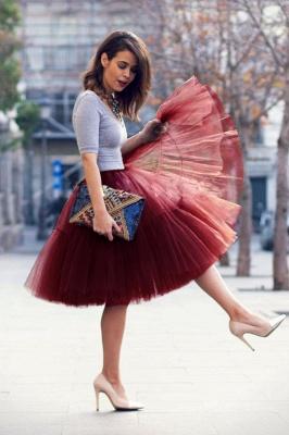 Crinoline Short A line | Petticoat wedding dress_47