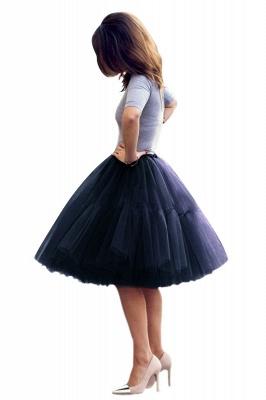 Crinoline Short A line | Petticoat wedding dress_29