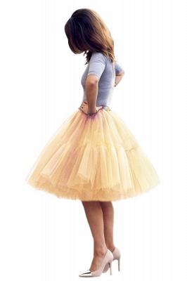 Crinoline Short A line | Petticoat wedding dress_67