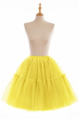 Crinoline Short A line | Petticoat wedding dress_11