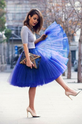 Crinoline Short A line | Petticoat wedding dress_26