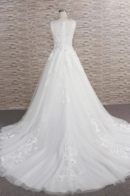 Simple wedding dresses with lace | Buy wedding dresses online_3