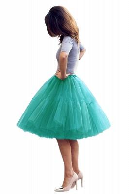 Crinoline Short A line | Petticoat wedding dress_57