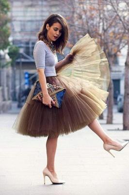 Crinoline Short A line | Petticoat wedding dress_72