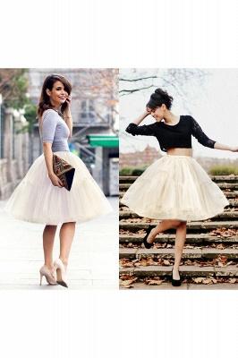 Crinoline Short A line | Petticoat wedding dress_65