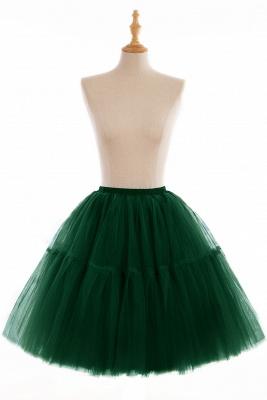 Crinoline Short A line | Petticoat wedding dress_17