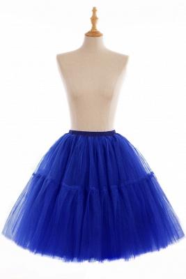 Crinoline Short A line | Petticoat wedding dress_13