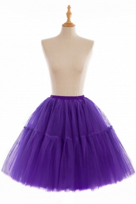 Crinoline Short A line | Petticoat wedding dress_12