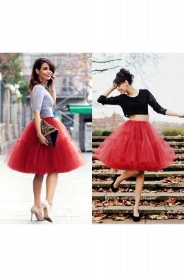 Crinoline Short A line | Petticoat wedding dress_35